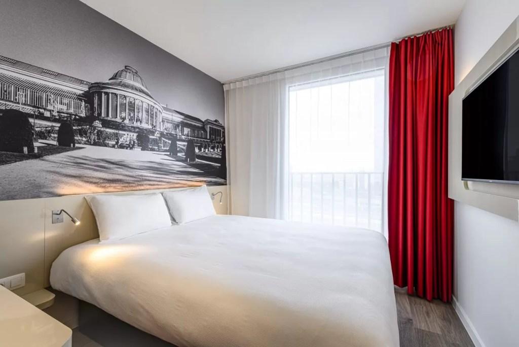 Win een overnachting in B&B Hotel Brussel-Zuid (afgelopen)