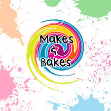 makes and bakes logo