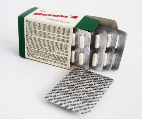 Vetom 4 – capsules