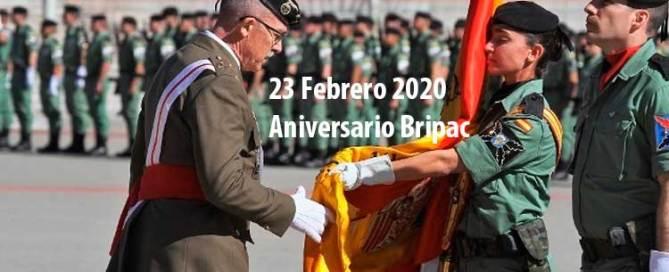 Aniversario Bripac 23 Febrero 2020. VetPac