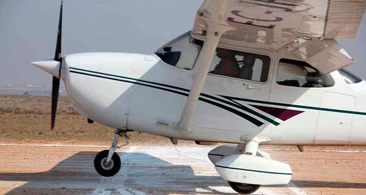 Rally vuelo con motor Aeroclub Barcelona Sabadell 14-03-2020