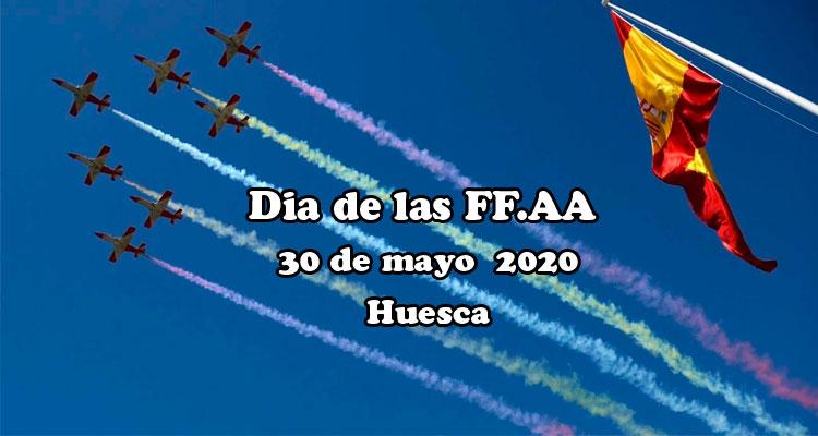 Dia de las FFAA 2020, Huesca. VetPac