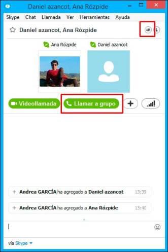Videollamadas Skype VetPac