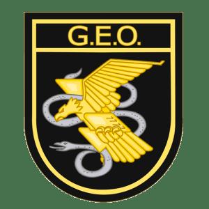 Emblema de los GEO. VetPac