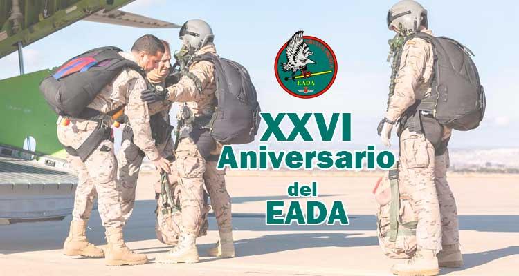 26 Aniversario Escuadrón de Apoyo al Despligue Aéreo