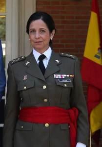 Primera mujer General de las FFAA de España