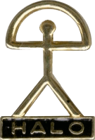emblema HALO