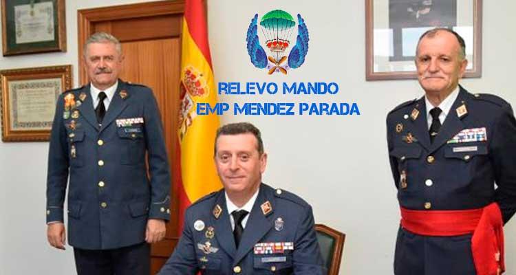 Nuevo Coronel Jefe de la EMP de Alcantarilla