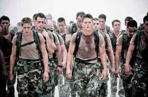 entrenamiento físico Navy Seals