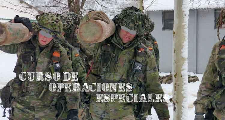 Curso de operaciones especiales Jaca