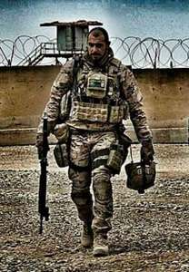 Legionario en Irak