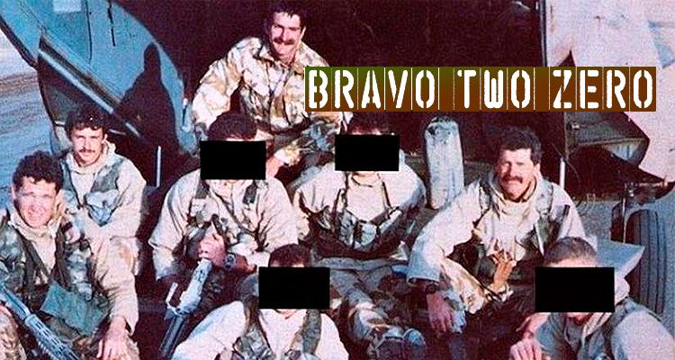 Portada Bravo Two Zero