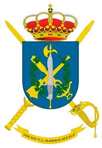 Emblema Bandera de Operaciones Especiales de la Legión