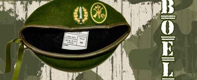 Portada Operaciones Especiales de la Legión