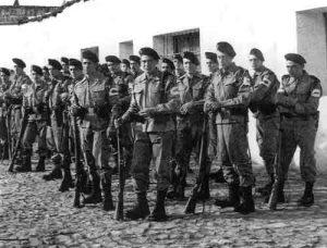 Sección Paracaidista del Tte. Ortíz de Zárate