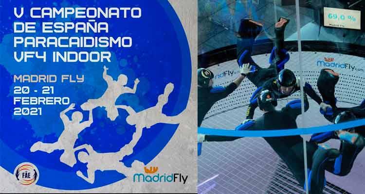 V Campeonato de España de vuelo en Formación 2021