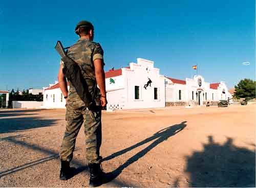 Destacamento de Cabo Roig, Alicante.