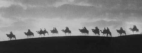 Una-harka-detectó-la-infiltración-nocturna-con-camellos-de-una-banda-armada