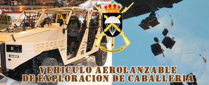 Vehículo Aerolanzable de Exploración de Campaña