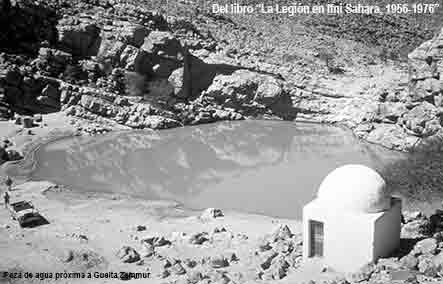 Agua en Guelta