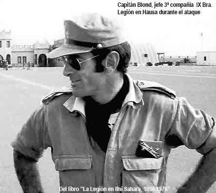 Capitán Blond. 1975