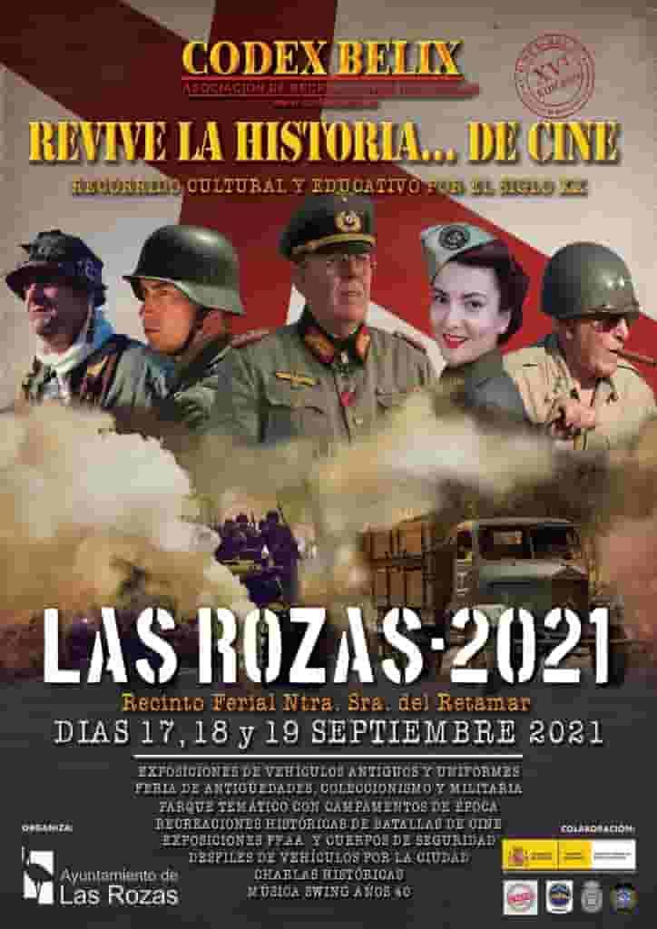 Recreaciones militares históricas