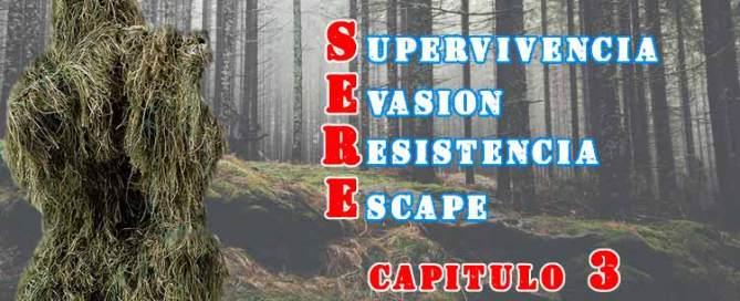 Portada SERE supervivencia, evasión, resistencia y escape