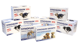 http://Synoquin%20Joint%20Care%20Range%20for%20dogs%20and%20cats%20is%20designed%20to%20sooth%20stiff%20joints