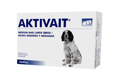 Aktivait Medium and Large Breed
