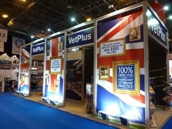 VetPlus stand at BSAVA 2016