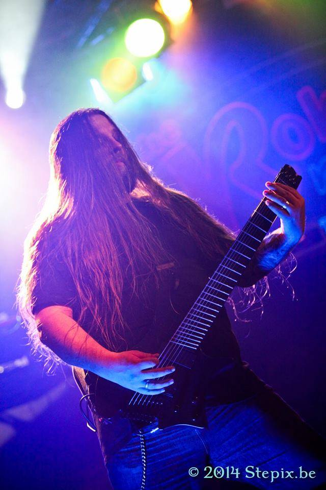 Eric Hazebroek (Guitars)