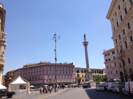 PIAZZA DI SANTA MARIA MAGGIORE ROMA IMMOBILIARE LOCALE COMMERCIALE C1 VENDITA AFFITTO IMMOBILIARE ROMA