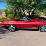 1967 Corvette For Sale Arizona 1967 Corvette Convertible Corvette For Sale In Arizona Stingray