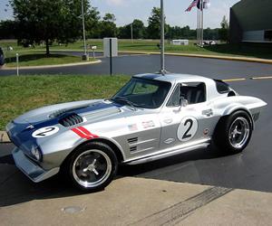 C2 Corvette Jigsaw Puzzles