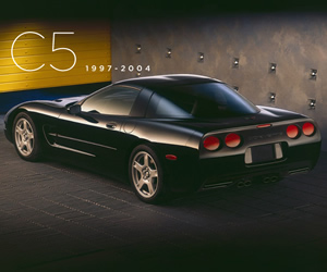 C5 Corvette Jigsaw Puzzles