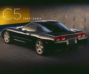 C5 Corvette Jigsaw Puzzles