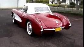 Harvey Maeda's 1957 Corvette