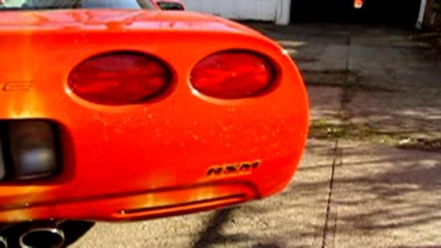 Dans 2001 Corvette HotSuff