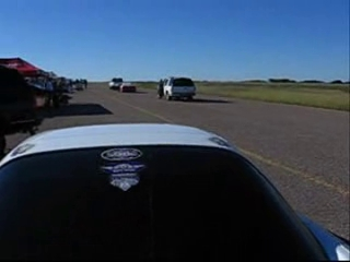 C4 Corvette Fire at Texas Mile