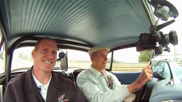 1960 #3 Le Mans Corvette Documentary 'The Quest' Premiere Trailer