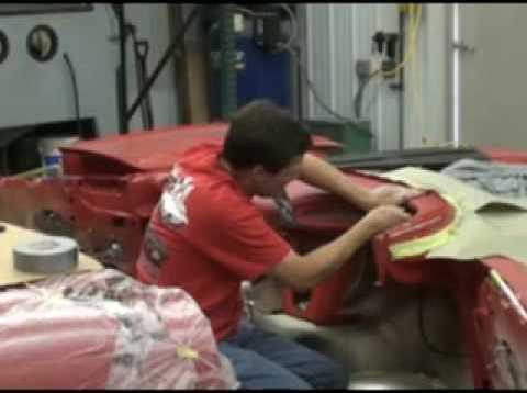 1960 Corvette Dash Pad Installation – Part 4