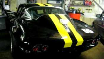 1965 C2 Corvette vs tuned Hemi not even close   VetteTube – Corvette