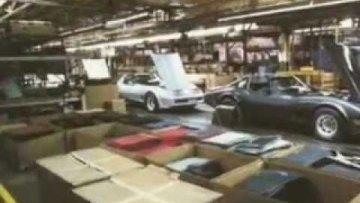 1981 Corvette Production at the St. Louis Corvette Assembly Plant
