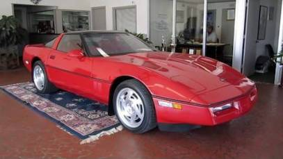 1990 Chevrolet Corvette ZR-1 Start Up, Exhaust, In Depth Review, and Test Drive