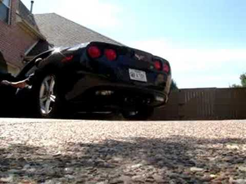 2008 Corvette C6 cam, headers, exhaust, intake | VetteTube