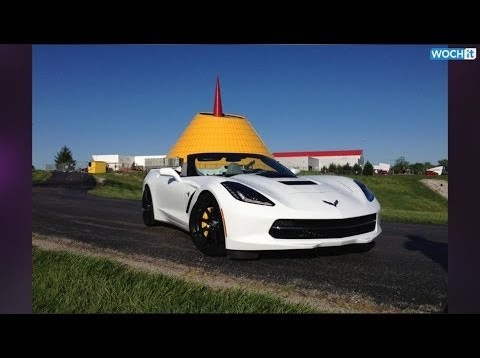 2014 Callaway Corvette Makes Debut At National Corvette Museum
