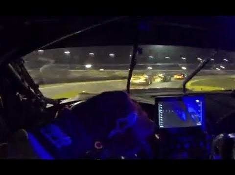 24 Hours of Daytona: Corvette C7.R with Tommy Milner – /DRIVER'S EYE