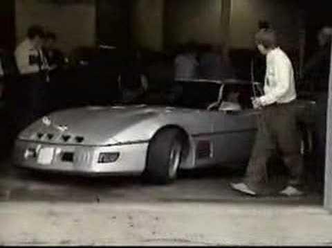 Callaway Corvette twin turbo Sledgehammer reaches 254.7mph