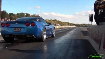 Cammed e85 Corvette ZR1 Shows Why Corvettes Are the BOSS