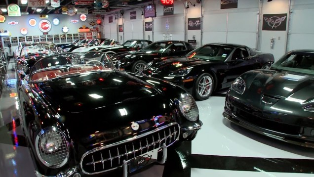 Corvette Nation – Michael Brown's Corvette Collection